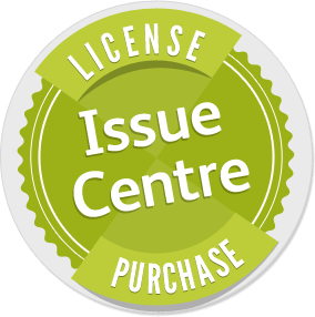 IssueCentre Licence Purchase Stamp